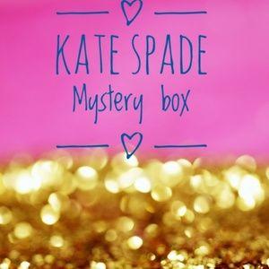 Kate Spade Mystery 10ct Box Bag Blouse-L Shoe sz 8